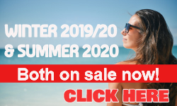 TUI 2020 Summer Holidays
