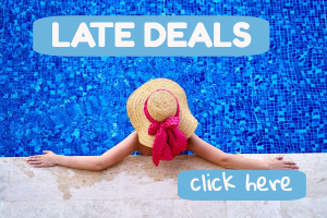 TUI LATE DEALS & LAST MINUTE Holidays