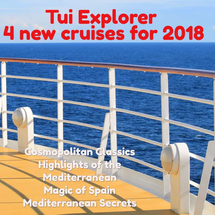 Tui Explorer Cruises