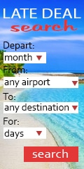 Tui Late Deals Search