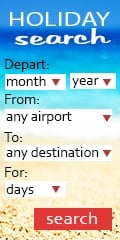 Tui Holidays Search